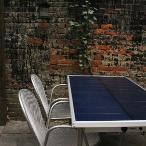 Sun Table - Not a Fable.