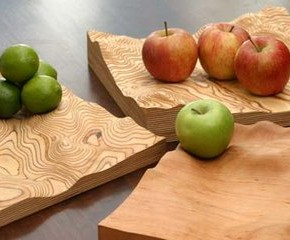 Dinner Table Topography
