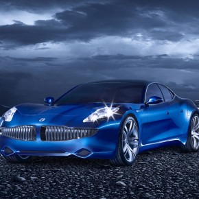 Plug into the Fisker Karma