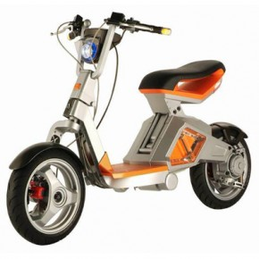 RoboScooter | Urban Hipster's Ride of Choice