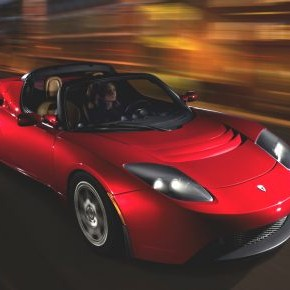 Tesla Roadster: Someday you will be mine!