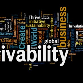 Thrivability > Sustainability
